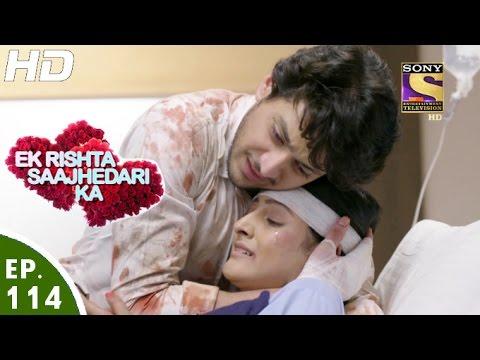 Ek Rishta Saajhedari Ka - एक रिश्ता साझेदारी का - Episode 114 - 19th January, 2017