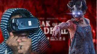 Something ANCIENT and DEMONIC has AWOKEN | SPEAK OF THE DEVIL VR [w/ Heart Rate Monitor]