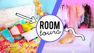 TWIN ROOM TOURS 2016 | Niki and Gabi