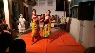 Dance Performance on Western inspired Rabindra Sangeet :: Surangana Meghbalika Part 2