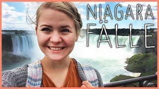 Der NIAGARA FÄLLE Kurztrip | Vlog