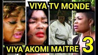 VIYA AKOMI MAITRE Episode 3 théâtre congolaise