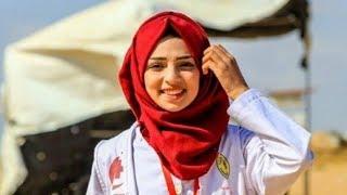 Inikah Alasan Razan Najjar Ditembak oleh Israel ?