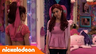 Sam & Cat | Cat & Cats Halloween! | Nickelodeon Deutschland