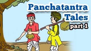 Panchtantra Ki Kahaniya - Full Episode in Hindi For Kids - Vol 1