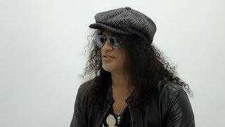 Slash Talks 'Living the Dream,' First Guns N' Roses Reunion Rehearsal
