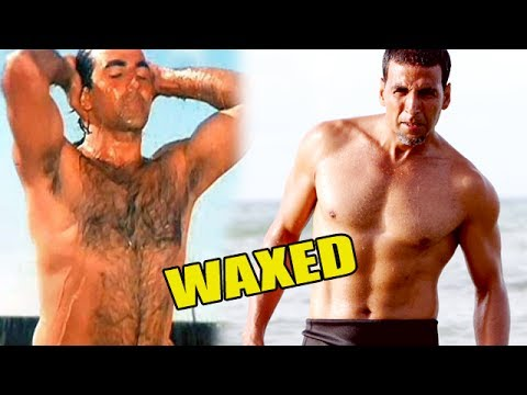 Bollywood Hairy Actors Who WAXED Their Chests | CHECKOUT