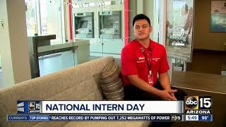 Bank of America interns making business better