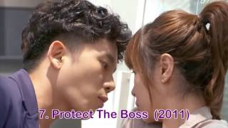 My 10 Favorite Office Romance Korean Drama | Romantic Comedies