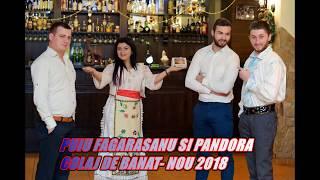 PUIU FAGARASANU SI PANDORA - COLAJ DE BANAT-  NOU 2018