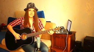 Marina Andrienko - Anastasia (Slash Guitar Cover)