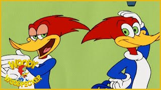 Woody Woodpecker Show | Two Woodys, No Waiting | Full Episode | Cartoons For Children