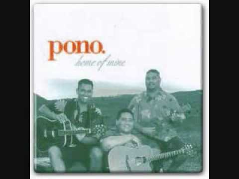 Pono - Boardwalk Angel