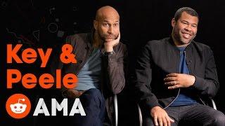 Key & Peele: Reddit Ask Me Anything