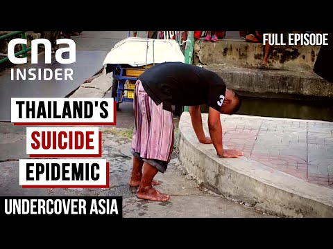 What's Behind Thailand's Alarming Suicide Rate Undercover Asia Full Episode