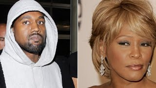 Did Kanye SPIT On Whitney Houston