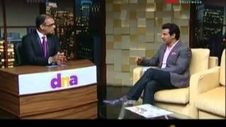 Ronit Roy With Komal Nahta