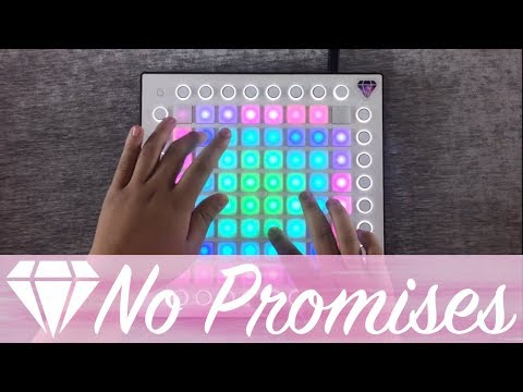 Cheat Codes x Demi Lovato - No Promises (Launchpad Pro Cover)