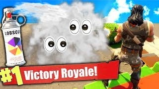 HOW TO USE THE NEW SMOKE GRENADE! (BATTLE ROYALE)