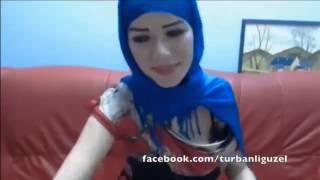 Goyang hot gadis hijab