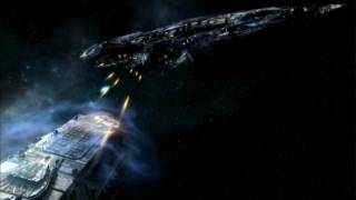 Stargate Atlantis - Space Battles - Skillet: Hero