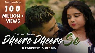 Dheere Dheere Se - Redefined | Swapneel Jaiswal | Aashiqui | Kumar Sanu | Yo Yo Honey Singh