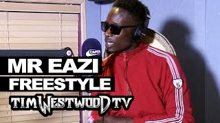 Mr Eazi freestyle - Westwood