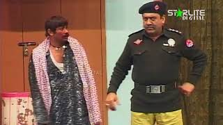 Sohail Ahmed and Sakhawat Naz New Pakistani Stage Drama  Kali Chader  Full Comedy Clip