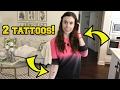 Download Video Download I GOT 2 TATTOOS!!! 3GP MP4 FLV