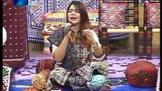 Sindh TV song - Sindhi Manho singer Sanam marvi - HQ - sindhTVHD