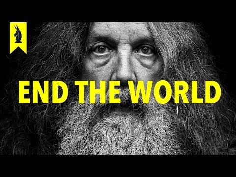 The Author Who Tried to END The World Watchmen Alan Moore – Wisecrack Edition