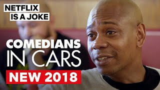 Comedians in Cars Getting Coffee: New 2018: Freshly Brewed | Official Trailer [HD] | Netflix