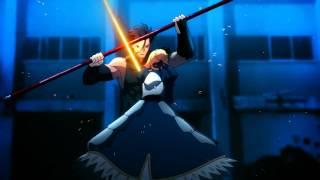 [AMV/MAD] Good Anime Fights - No Line