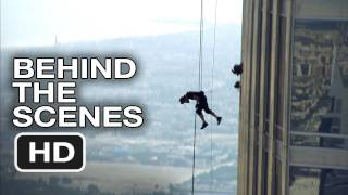 Mission Impossible: Ghost Protocol BEHIND THE SCENES - Burj Khalifa Climb (2011) HD