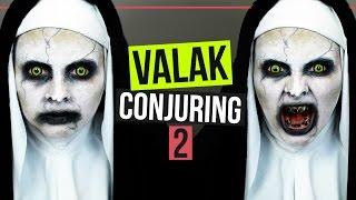 VALAK - The Conjuring - Makeup Tutorial | #spooktober