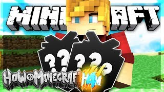 DELIVERING THE MYSTERY GIFT! (How To Minecraft Season 4)