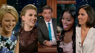 Craig Ferguson fun with guests compilation - part #1