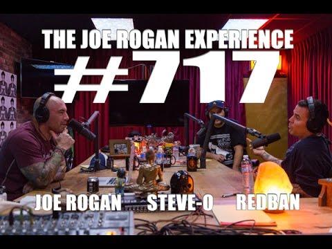 Joe Rogan Experience 717 Steve O