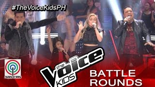The Voice Kids Philippines 2015 Battle Rounds: