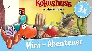 Mini Abenteuer – Drache Kokosnuss – Compilation Teil 1 – Hörbuch - Drei Videos