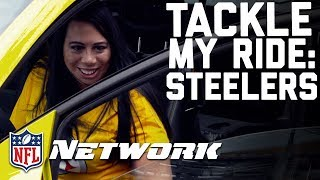 Tackle My Ride: LaMarr Woodley, Ryan Shazier, and the Steelers (EPISODE) | NFL Network