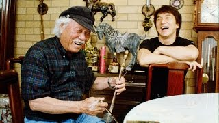 Charles Chan father & teacher of jackie chan