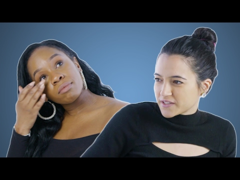 Best Friends Get Brutally Honest about Race The Scene