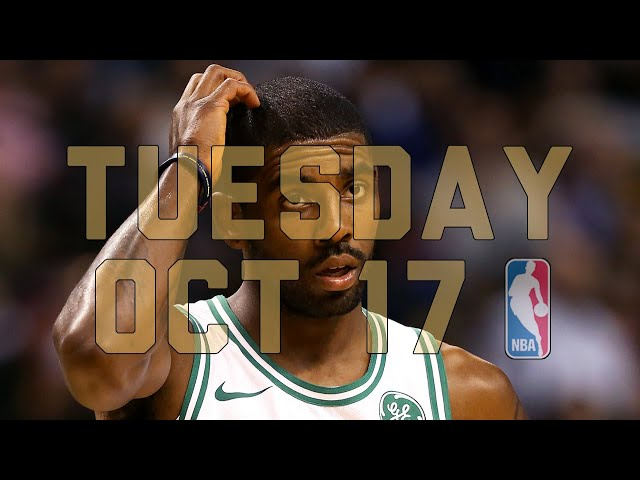 NBA Daily Show: Oct. 17 - The Starters