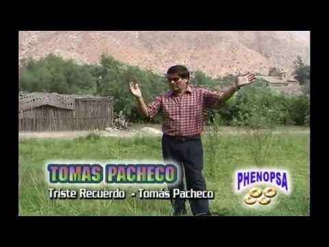 Regresarás Triste recuerdo Lucio y Tomás Pacheco