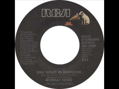 Download Murray Head -  Chess : One Night In Bangkok (Single Edit)