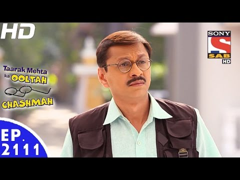 Taarak Mehta Ka Ooltah Chashmah - तारक मेहता - Episode 2111 - 9th January, 2017