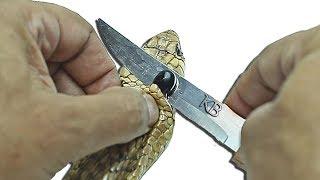 كامل بدوي - خدعة استخراج حجر الثعبان - 222 - Kamel Badawi - Snakes