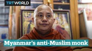 Anti-Muslim monk preaches hate: Ashin Wirathu
