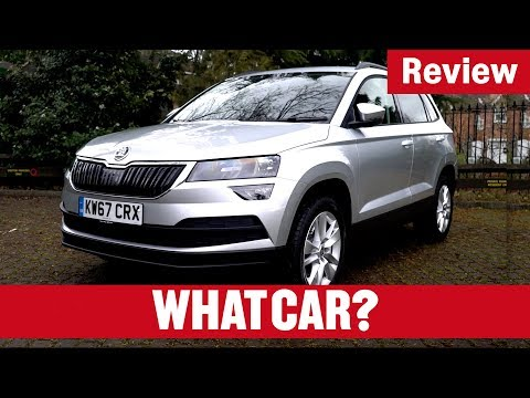 2018 Skoda Karoq Review – a new class-leading SUV? | What Car?